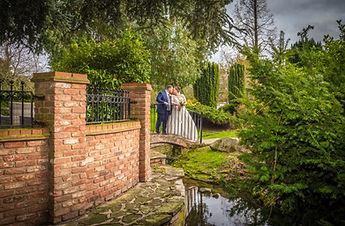 Bride and Groom Wedding Photography Essex