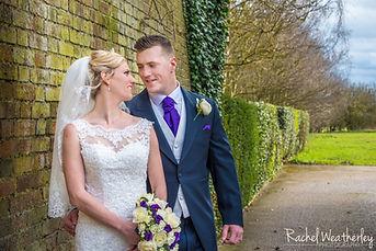 Bride and Groom Wedding Photography Kent