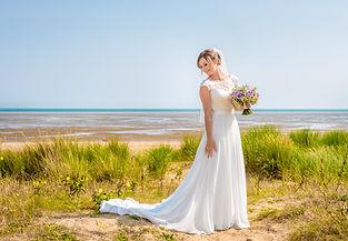 Bride Wedding Portrait Photography Kent