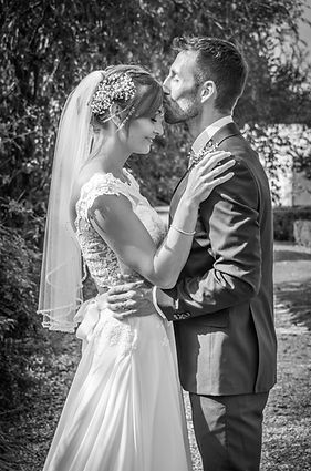 Bride and Groom Portrait Photography Kent