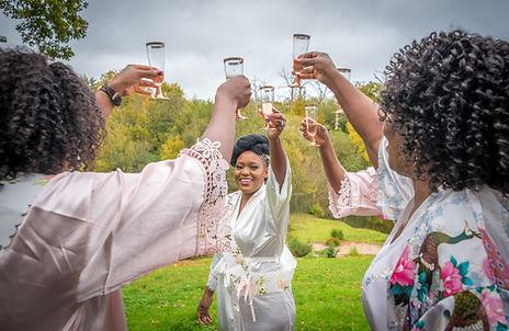 Bridal Party Wedding Photography Kent