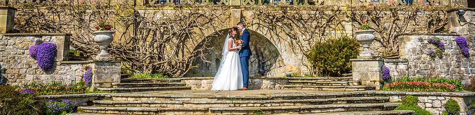 Bride and groom wedding photography port lympne reserve kent