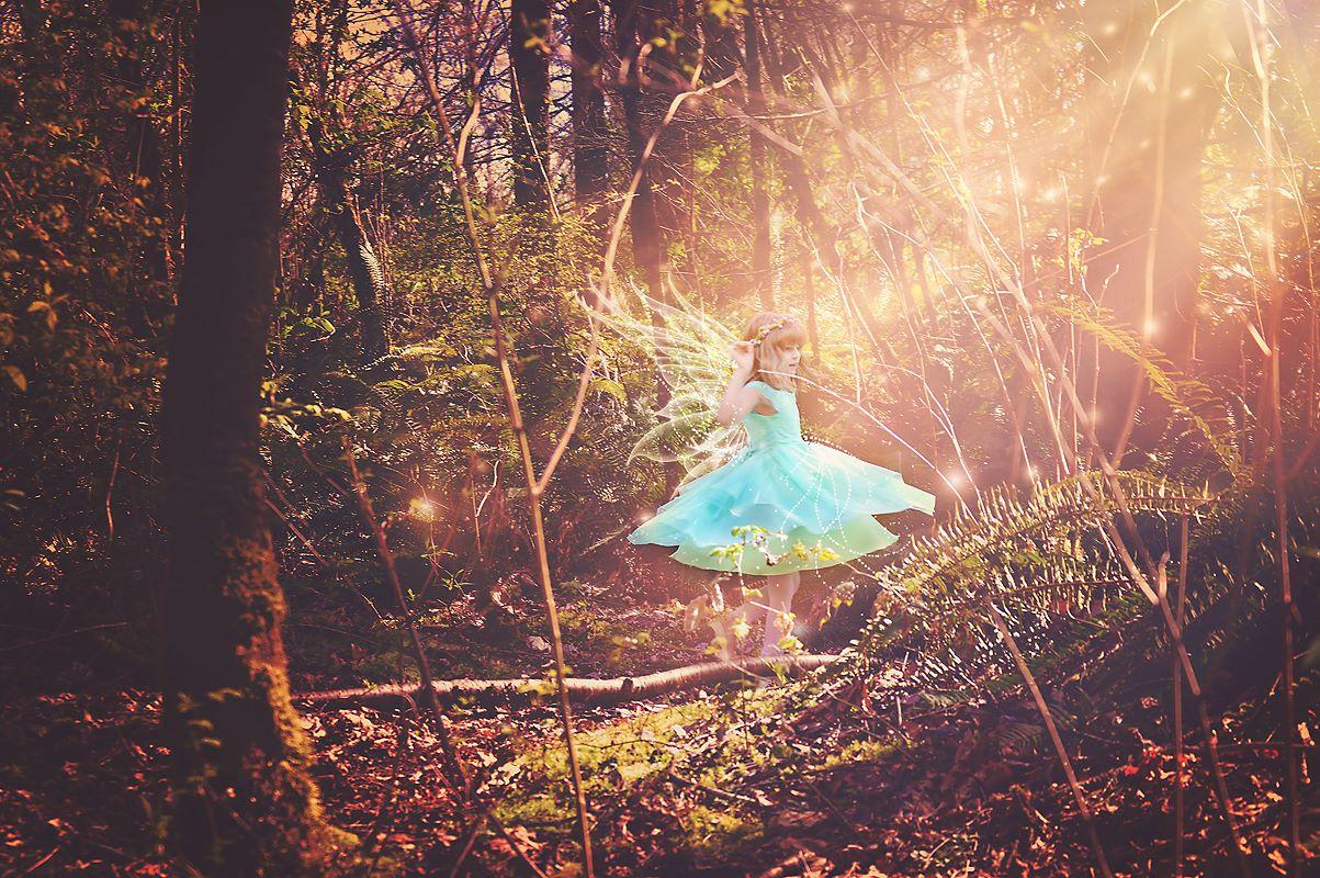 Fairtyale Princess Photo Manipulation