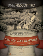 Mission Coffee House Concert Series