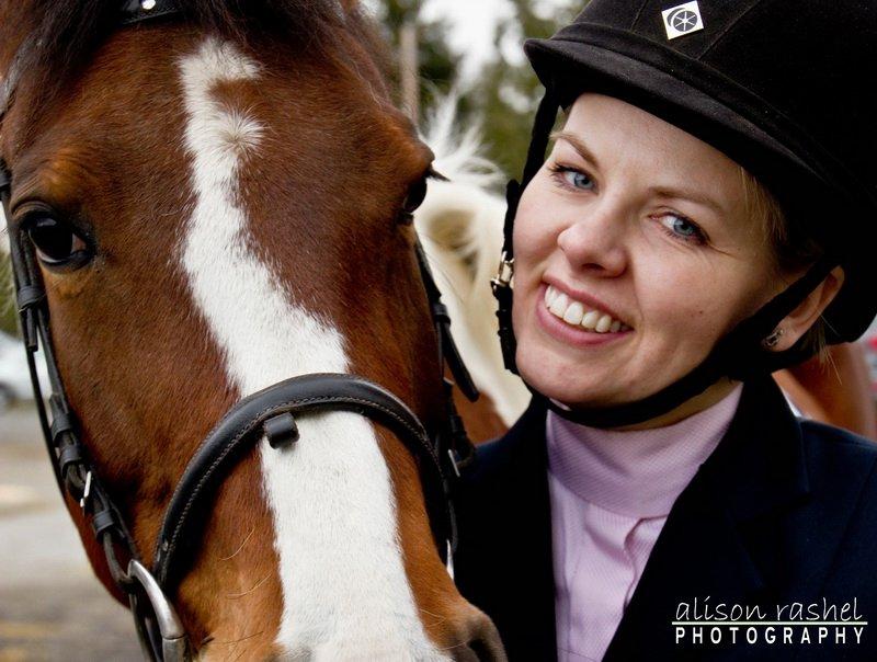 Equestrian Competitor