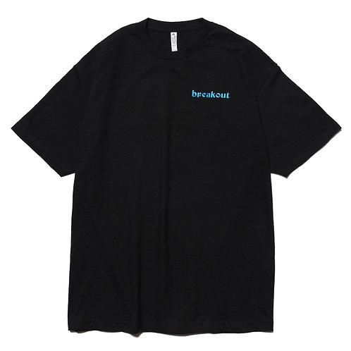 BREAKOUT Essentials T-Shirt - Black