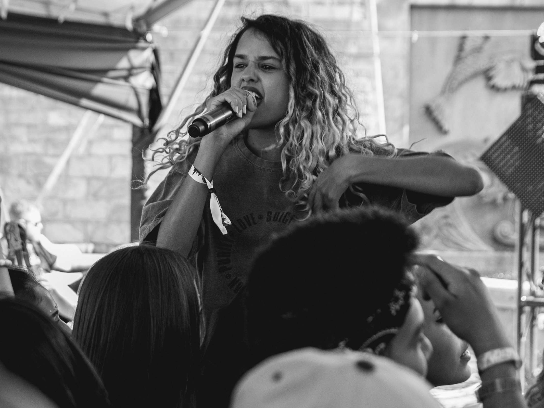 Tommy Genesis @ FVDED. 2016.