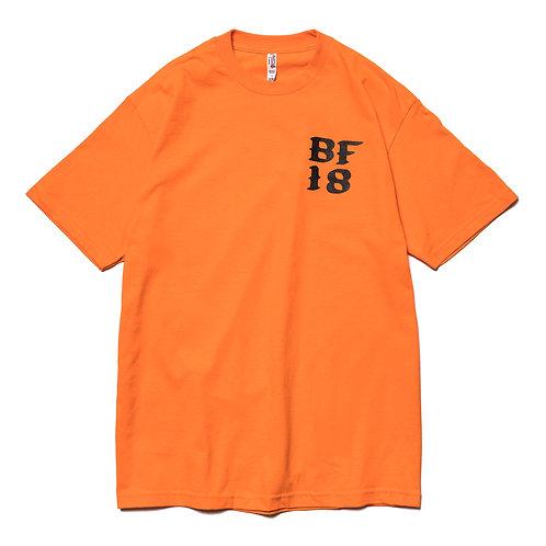 BF18 T-Shirt - Orange