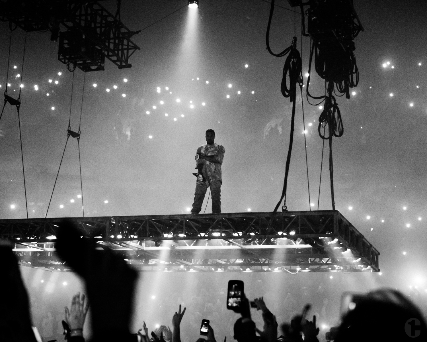 Kanye West @ Rogers Arena. 2016