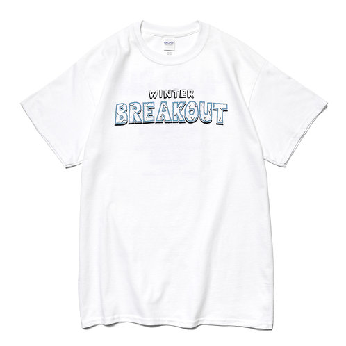 Winter BREAKOUT Lineup T-Shirt - White