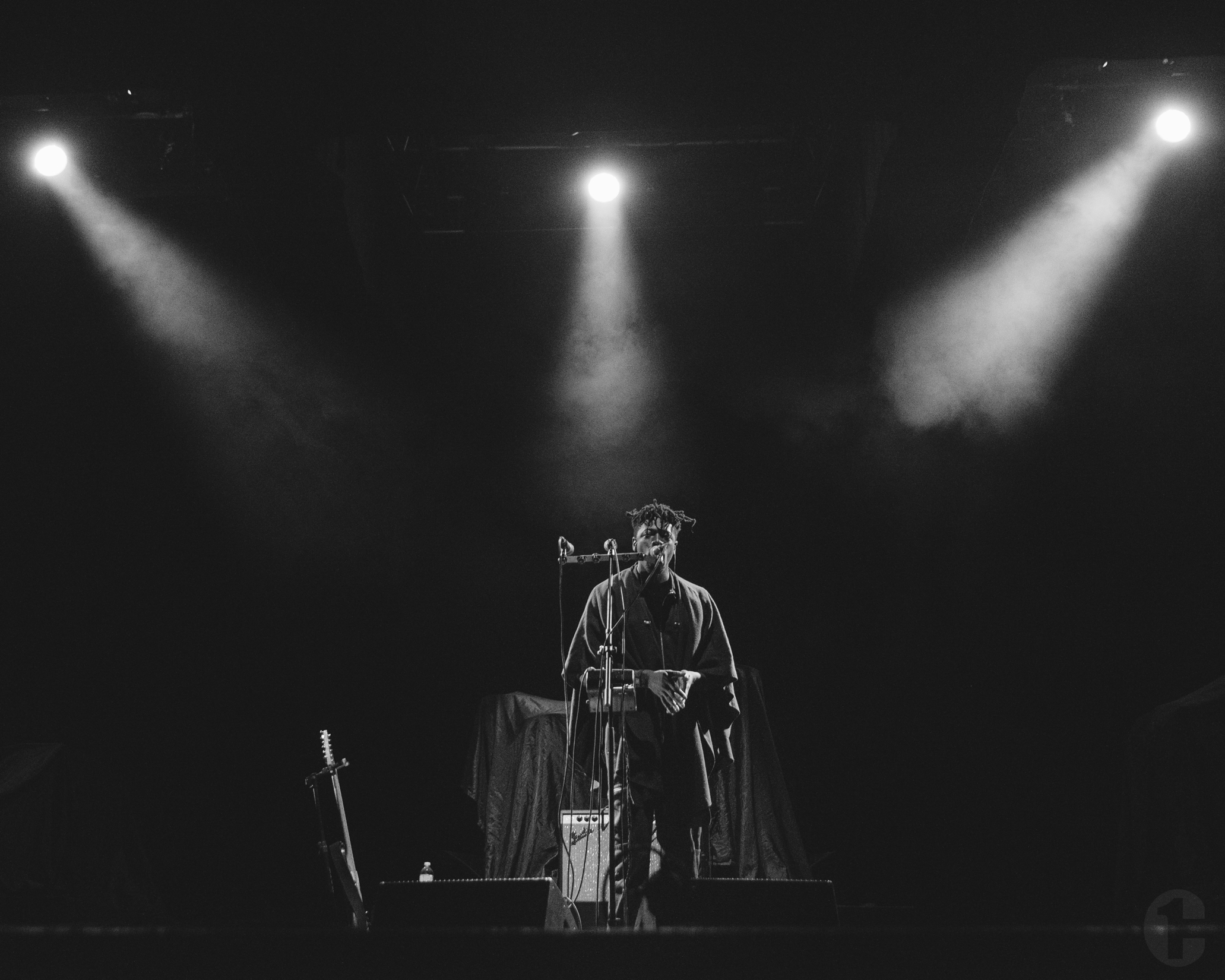 Moses Sumney @ The Orpheum. 2016