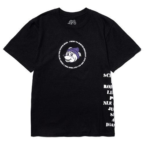 Winter Breakout 2019 Lineup T-Shirt - Black