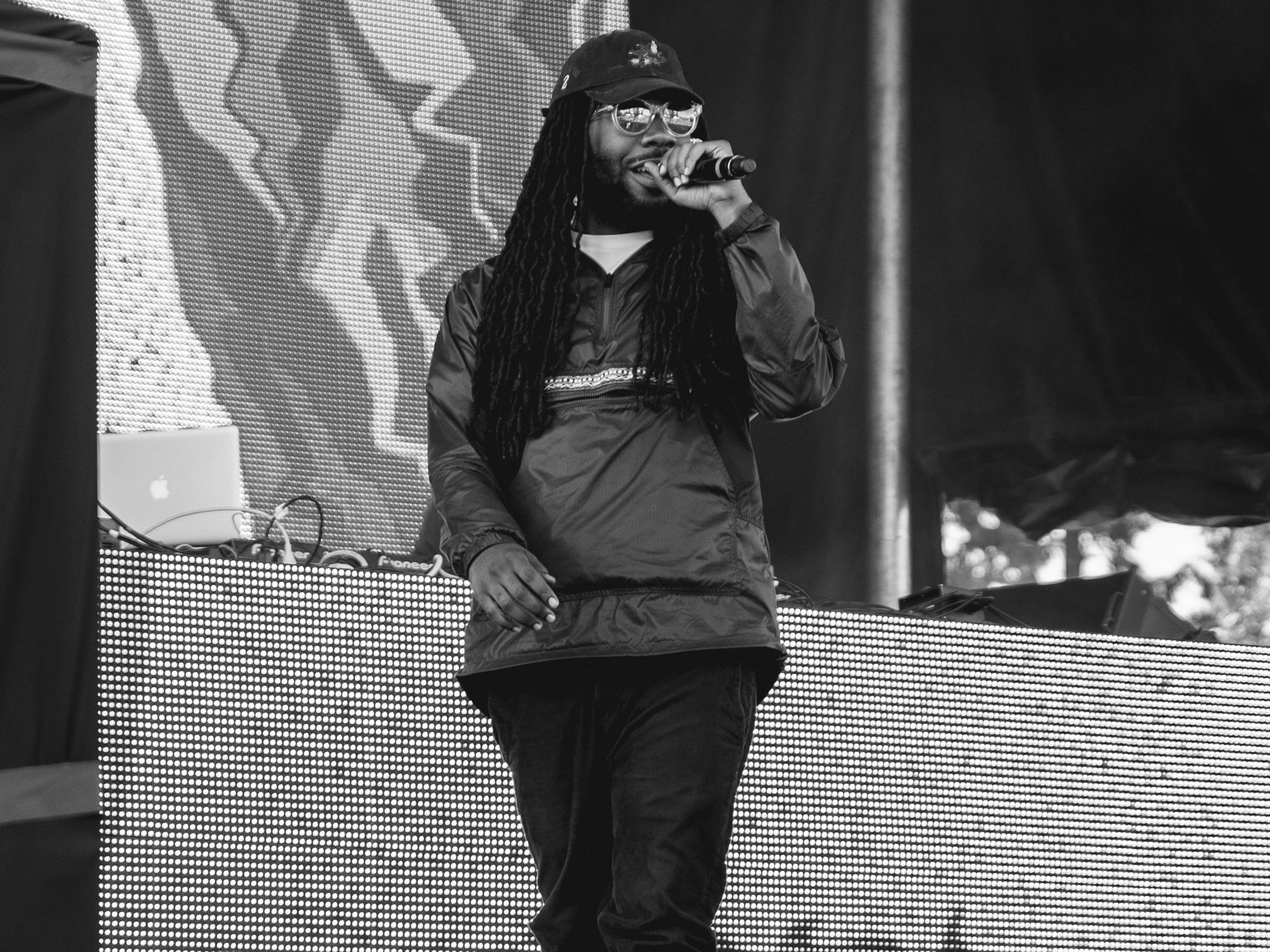 D.R.A.M @ FVDED. 2016.
