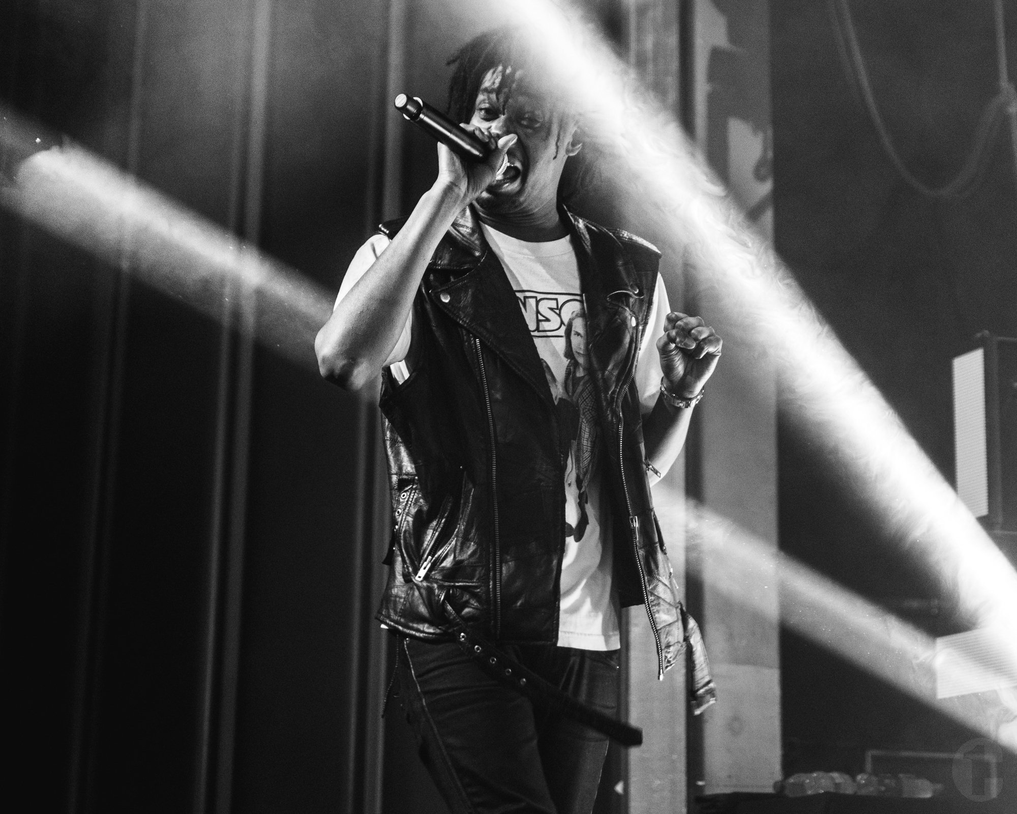 Danny Brown @ The Vogue. 2016
