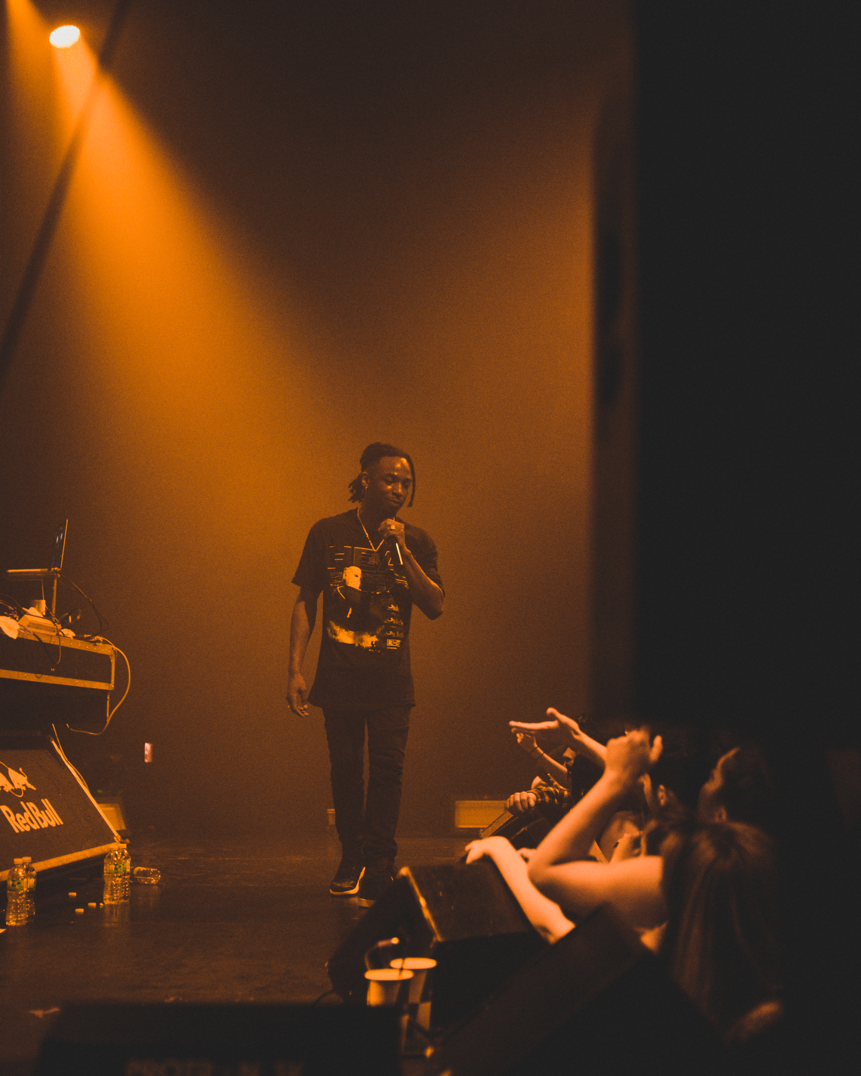 Jazz Cartier @ The Imperial. 2017