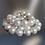 "Thumbnail: שרשרת פנינים גדולות ויפיפיות 11-14 מ""מ באורך 49.5 ס""מ"