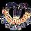 Thumbnail: NPRT1- שרשרת ( מחרוזת ) פנינים פראיות ורובי אמיתי כסף 925 מצופה זהב 14 קרט