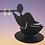 Thumbnail: PEZ1 עגילי פנינים אמיתיות תלויות