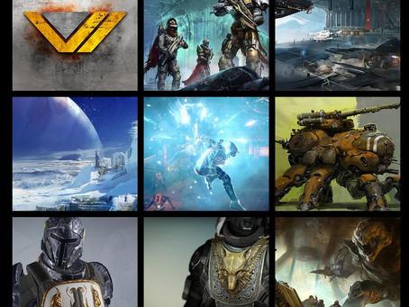 Destiny Desktop Wallpapers