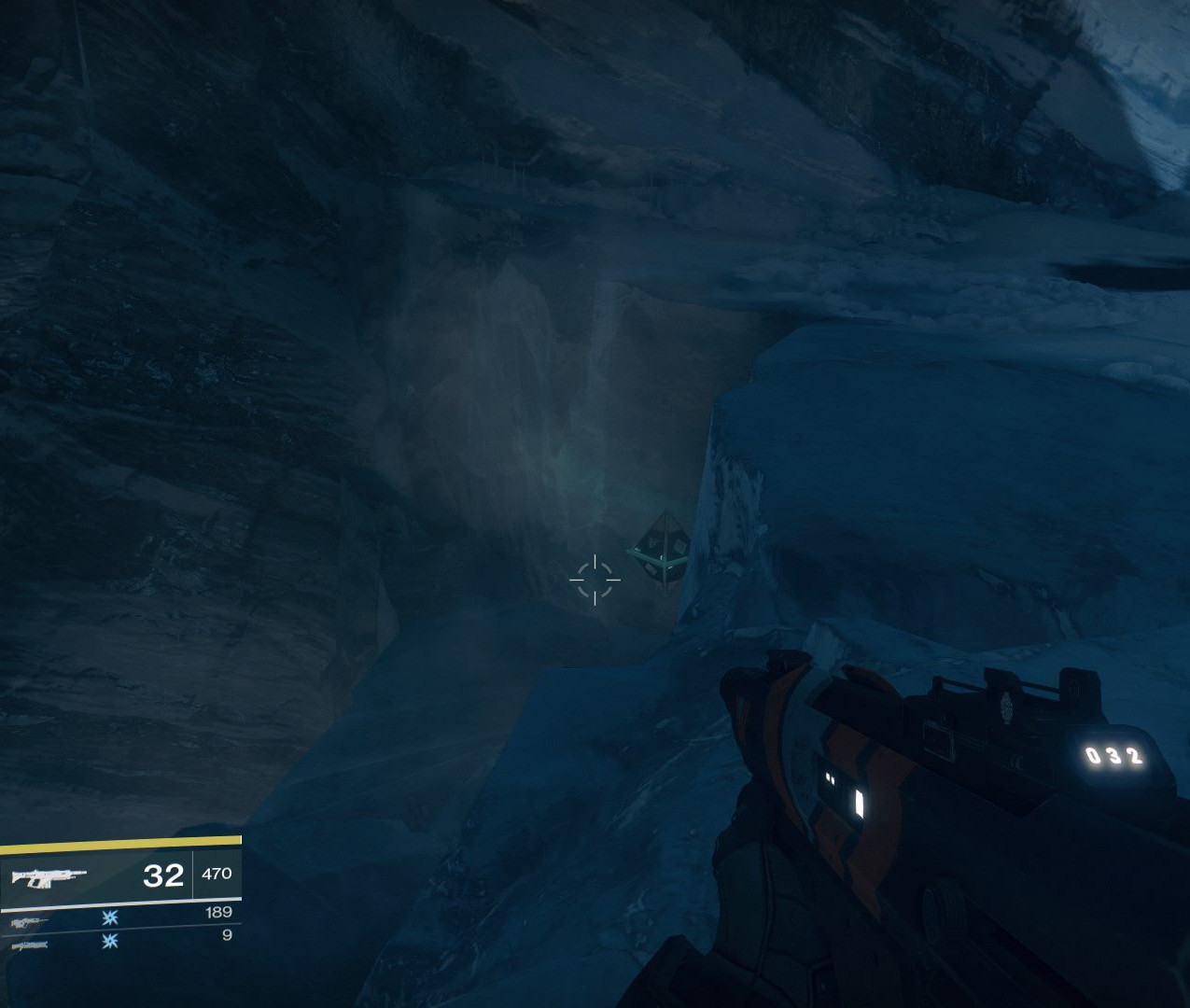 Descent.Chasm.Ledge picture