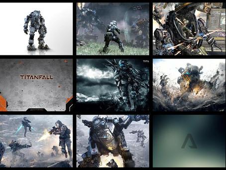 Titanfall Desktop Wallpapers