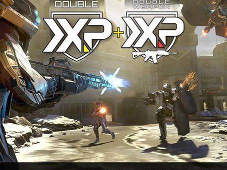 Call of Duty: Infinite Warfare Double XP