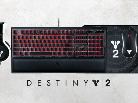 Destiny 2 Razer Accessories