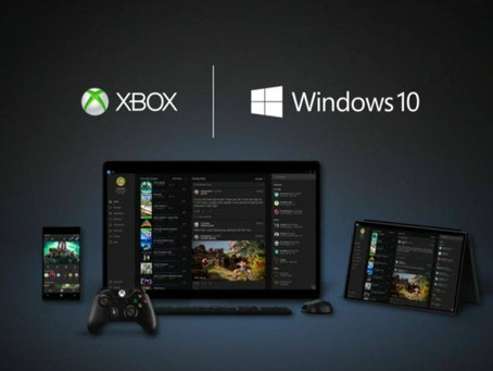 Xbox One Game Streaming to Windows 10