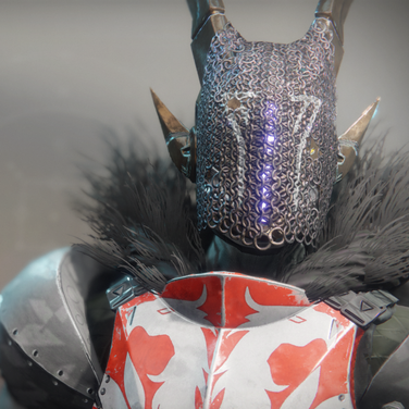 MASK OF THE QUIET ONE