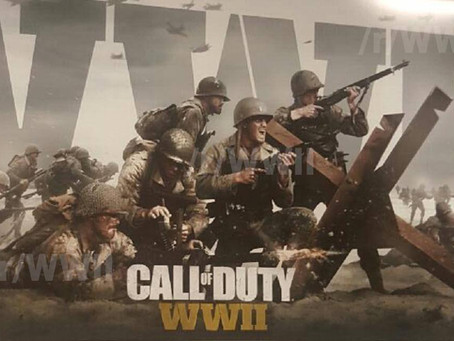 Call of Duty:  WWII Leaked???