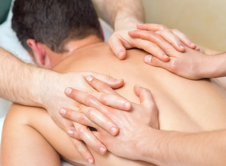 Have You Tried Four Hand Massage?
