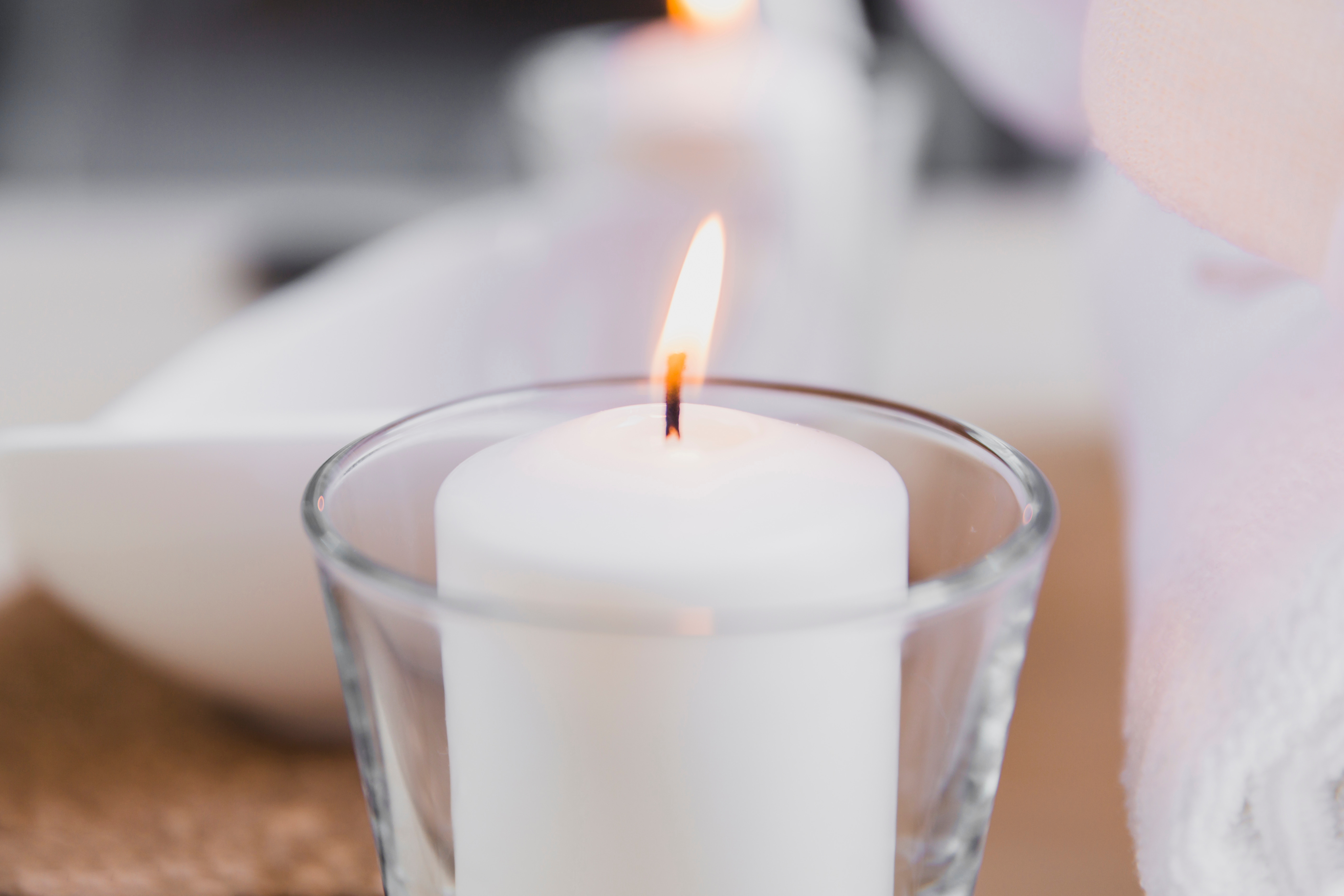 MELTING CANDLE THERAPY 60 min
