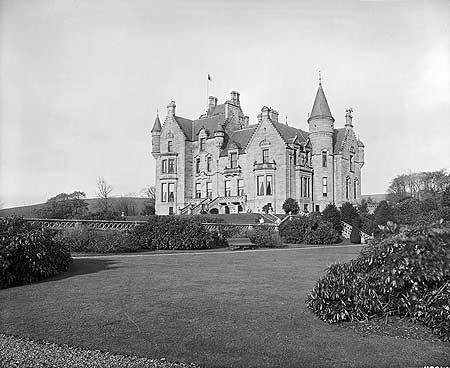 Overtoun Castle