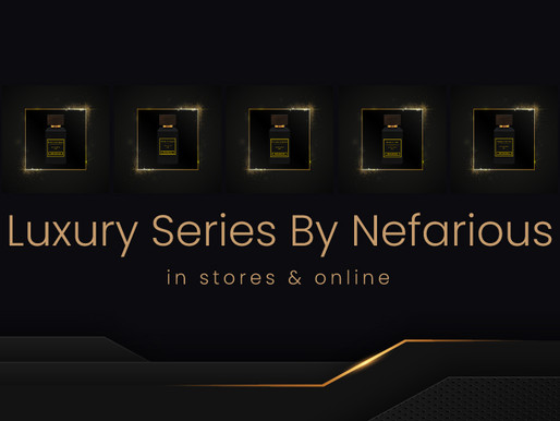 Luxury Series Perfume by Nefarious