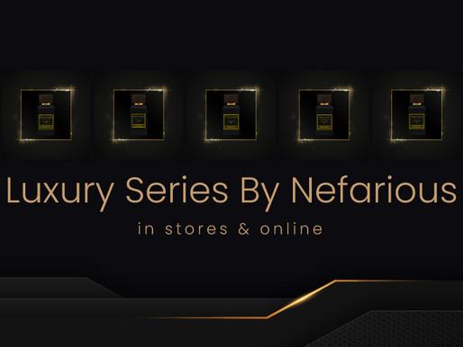 Luxury Series Perfume by Nefarious
