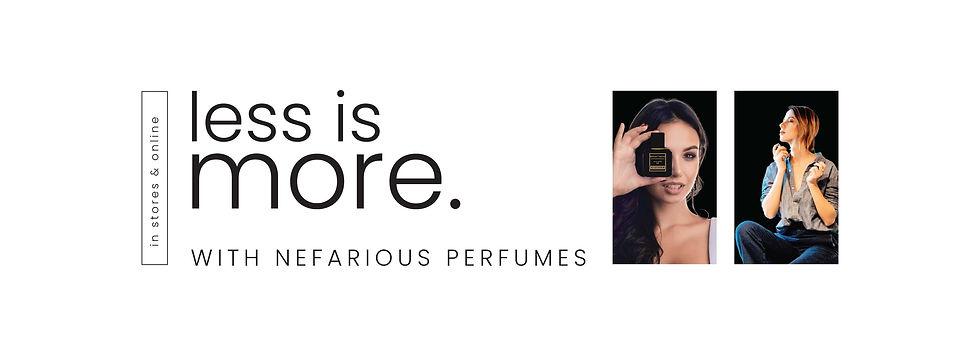 nefarious online perfume in india
