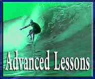 advanced surf lesson button chris dale