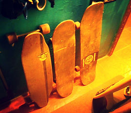 rent our skateboards for street or the pool at pedros surf shop in tamarindo