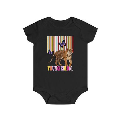 """Eye of the Tiger"" YOUNG EIKON - Infant Bodysuit"