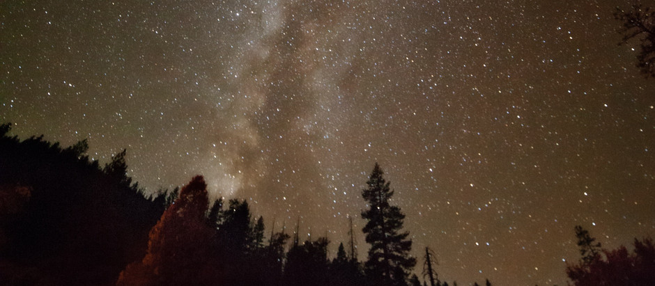 Night Skies in Yosemite & Sequoia/Kings Canyon National Parks
