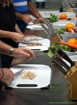 Knife Skills - Tap Chop