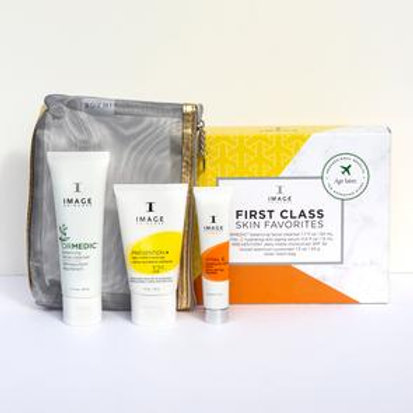 FIRST CLASS SKIN CARE FAVORITES