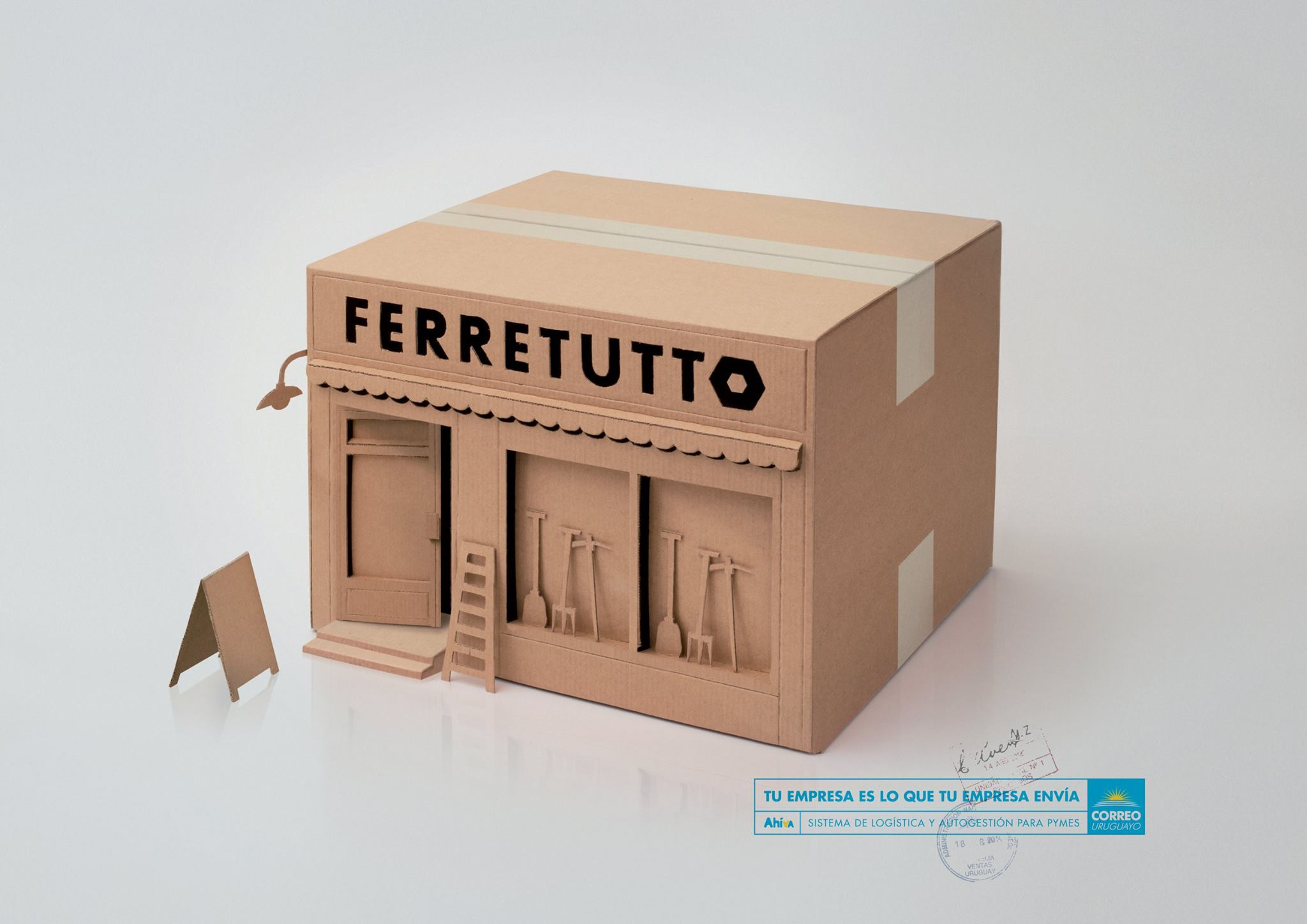 correo uruguayo