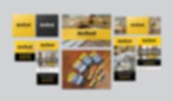 Nábytek Baránek / logo, firemní identita, letáky, vizitky, kuchyně, dveře