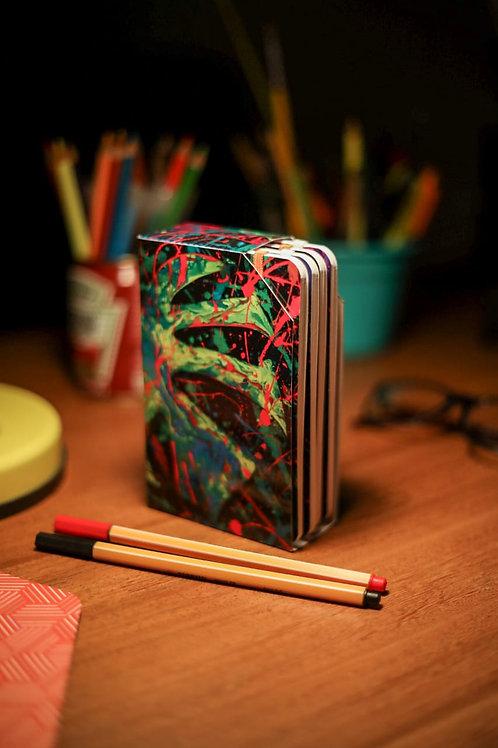 Box Cadernetas Projeto Neon - Edição 1