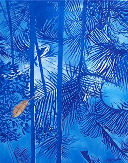Into the Blue Paintings Lost in Reflection.jpg