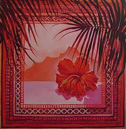 Oceanic Hibiscus 2  61x61.jpg