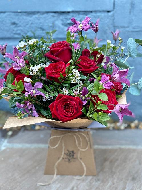 Valentine's Bouquet - 'True Romance'