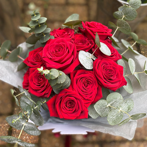 Valentine's Bouquet - 'True Love'