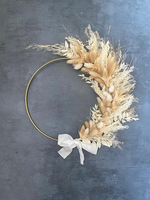 Luna Wreath - Natural